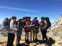 Central California Women's Backpacking and Hiking Group
