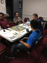 Christian Board Gamers Newport News