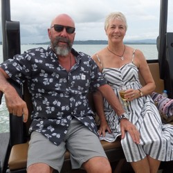 Darrell and Maureen Hill
